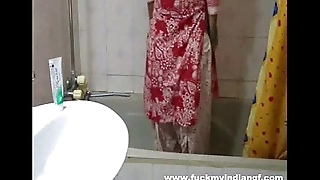 indian babe meenal sood in selfshot shower pic stripping naked and exposing
