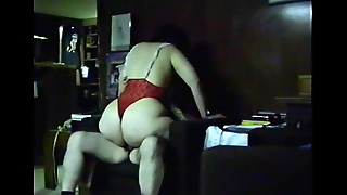 Karen - Nasy ass PAWG wife rides