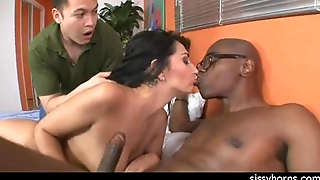 cuckold humiliation interracial dastard orgy join in matrimony big cock milf slut sissyhorns.com
