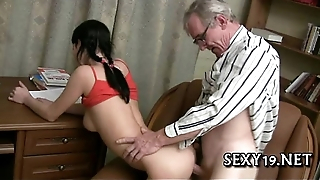 Old tutor gets dong loving bill